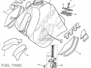 Yamaha TT600R 1999 5CH2 GERMANY 295CH-300E1 parts lists