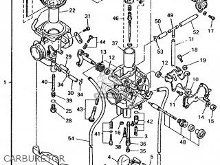 Yamaha TT600R 2000 5CH3 EUROPE 105CH-300E1 parts lists and