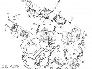 Yamaha TT600RE 2004 5CH5 ENGLAND 1C5CH-300E2 parts lists