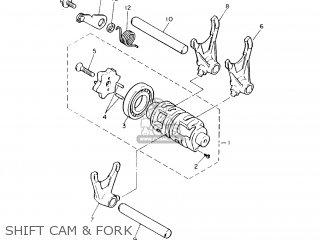 Yamaha TT600RE 2004 5CH5 HOLLAND 1C5CH-300E2 parts lists