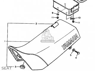 Yamaha TT600W 1989 3SW1 OCEANIA 293SW-300E1 parts lists