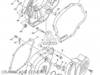 Yamaha TTR125 2003 5HPF IRELAND 1B5HP-100E2 parts lists