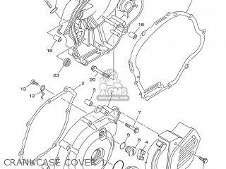 Yamaha TTR125 2004 5HPP ENGLAND 1C5HP-100E1 parts lists