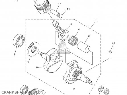 Wiring Diagram: 27 Yamaha Ttr 125 Parts Diagram