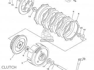 Yamaha TTR125E 2004 5HPS ENGLAND 1C5HP-100EB parts lists