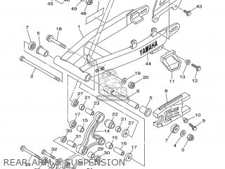 Yamaha TTR125L 2004 5HPU NORWAY 1C5HP-100E1 parts lists