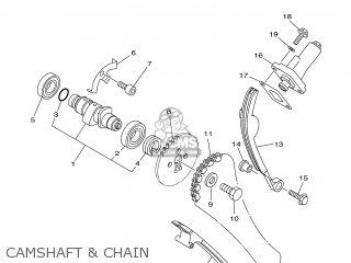 Yamaha Ttr125l 2008 19c5 Europe 1g1b2-100ea parts list