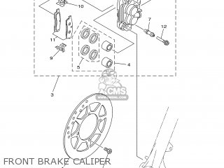 Yamaha TTR125L 2008 19C5 EUROPE 1G1B2-100EA parts lists