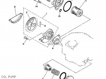 Yamaha TTR225 TTR225C 2003 (3) USA CALIFORNIA parts lists