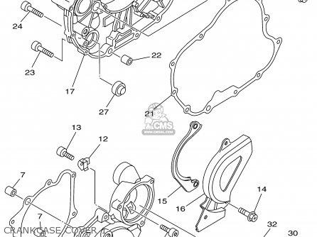 Yamaha TTR250 TTR250C 2001 (1) USA CALIFORNIA parts lists