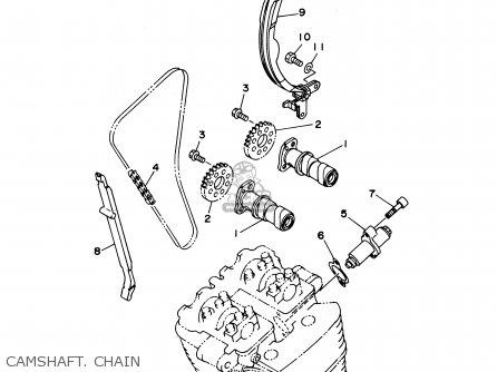 Yamaha Ttr250 Ttr250c 2003 (3) Usa California parts list
