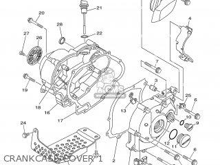 Yamaha TTR50E 2007 1P66 EUROPE 1F1P6-100E1 parts lists and