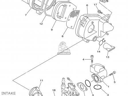 Yamaha Ttr90 Offroad 2001 (1) Usa parts list partsmanual