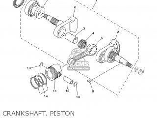 Yamaha TTR90ER 2003 5HNF AUSTRALIA 1B5HN-100EA parts lists