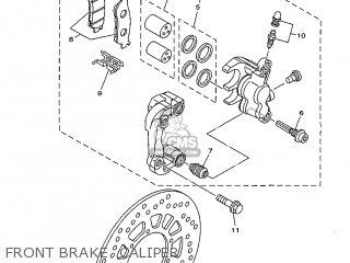 Yamaha TW125 1999 5EK1 AUSTRIA 295EK-300E1 parts lists and