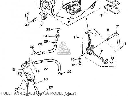 Wiring Diagram For 1989 Yamaha Tw200 Triumph Bonneville