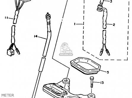 Yamaha 50cc Wiring Diagram Yamaha Moto 4 Wiring Diagram
