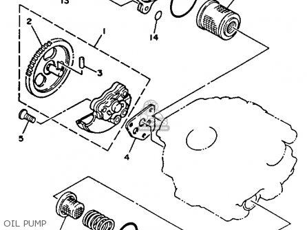 82 Yamaha Xt 200 Wiring Diagram