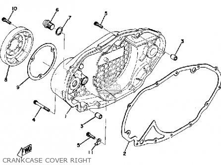 Yamaha TX500 1973 USA parts lists and schematics