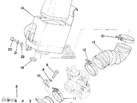 Yamaha Ty175 1976 Usa parts list partsmanual partsfiche
