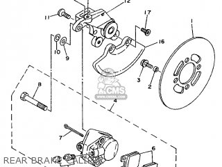 Yamaha TY250Z 1993 4GG2 EUROPE 234GG-300E1 parts lists and