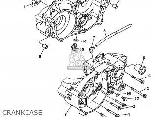 Yamaha TY250Z 1996 4GG8 DENMARK 264GG-300E1 parts lists