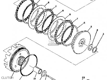 Kawasaki Bayou Engine Diagram Kawasaki Bayou Engine Oil