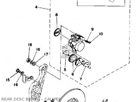 Yamaha Tz250 1978 Usa Canada parts list partsmanual partsfiche