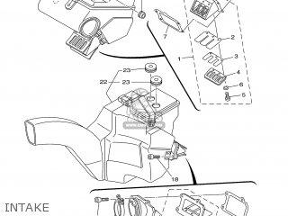 Yamaha TZ250 2000 5KE1 AUSTRALIA 105KE-100E1 parts lists