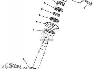 Yamaha TZR125 1993 4HX1 AUSTRIA 234JB-300E1 parts lists