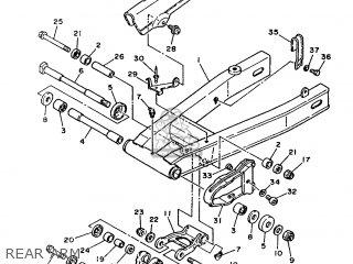 Yamaha TZR250 1987 2MA EUROPE 272MA-300E1 parts lists and