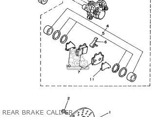 Yamaha TZR250 1989 2XW2 ENGLAND 292XW-310E1 parts lists