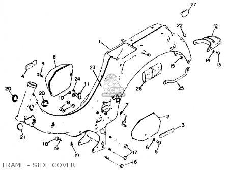 Yamaha U7E 1969 parts lists and schematics