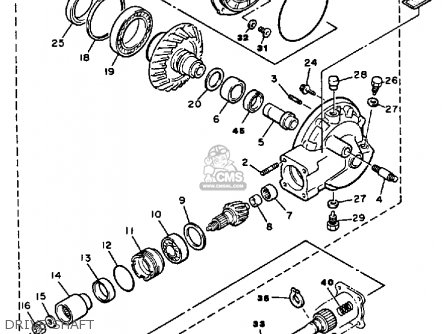 Yamaha Vmax 1200 Wiring Diagram : 31 Wiring Diagram Images
