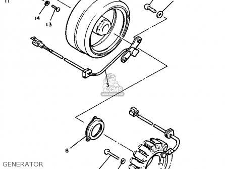 1988 Yamaha Tw200 Wiring Diagram Yamaha TW200 Clutch
