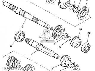 Yamaha V-max1200 1997 3lrb France 273lr-351f1 parts list