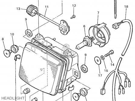 Yamaha VK540EC 1999 parts lists and schematics