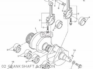 Yamaha Vmx17 2012 2s3p Europe Vmax 1l2s3-300e1 parts list