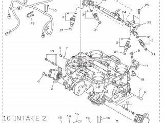 Yamaha VMX17 2012 2S3P EUROPE VMAX 1L2S3-300E1 parts lists