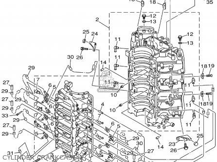 Yamaha VZ150/175/200TLRZ 2001 parts lists and schematics