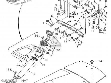 Yamaha Sx230 Jet Engine Diagram