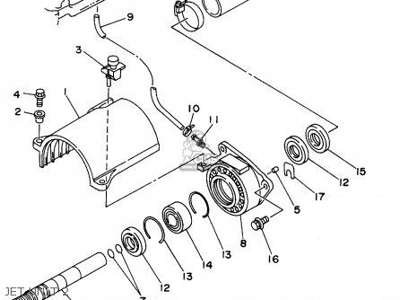 Yamaha WB700T 1995 USA TAIWAN parts lists and schematics