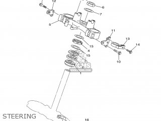 Yamaha WR250F 2001 5PH2 ENGLAND 115PH-100E3 parts lists