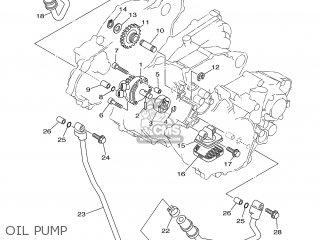 Yamaha WR250F 2001 5PH4 CANADA 115PH-100E3 parts lists and