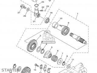Yamaha WR250F 2001 5PH4 NEW ZEALAND 115PH-100E3 parts