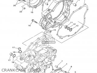 Yamaha WR250F 2002 5PH6 FINLAND 1A5PH-100E2 parts lists
