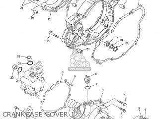 Yamaha WR250F 2006 5UMC EUROPE 1E5UM-100E1 parts lists and