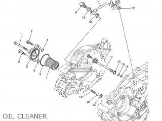 Yamaha WR250F 2007 5UMF EUROPE 1F5UM-100E1 parts lists and