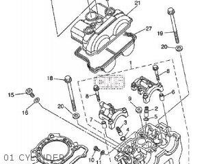Yamaha WR250F 2009 5UMR EUROPE 1H5UM-100E1 parts lists and