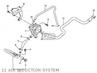 Yamaha WR250F 2013 1HCB EUROPE 1M1HC-100E1 parts lists and